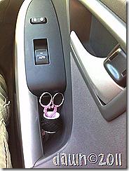 stitch in car1