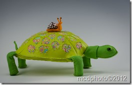 Dawn Rogal - turtle